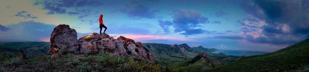 Панорама с Marri Lightpaint