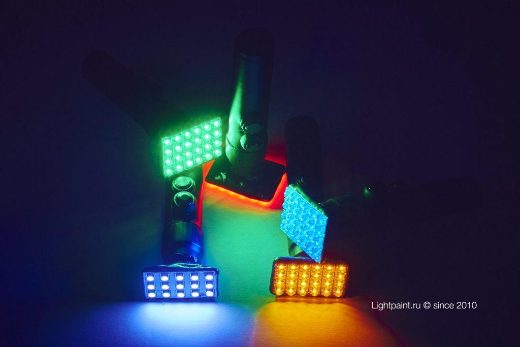 LightpaintMarker 24Led v1.0