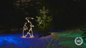 Lightpainting - Рисование светом